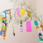簡単で楽しく作れる七夕飾り!折り紙を親子で一緒にいかが?