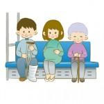 電車で妊婦は肩身が狭い・・・嫌がらせ対策に5つの方法